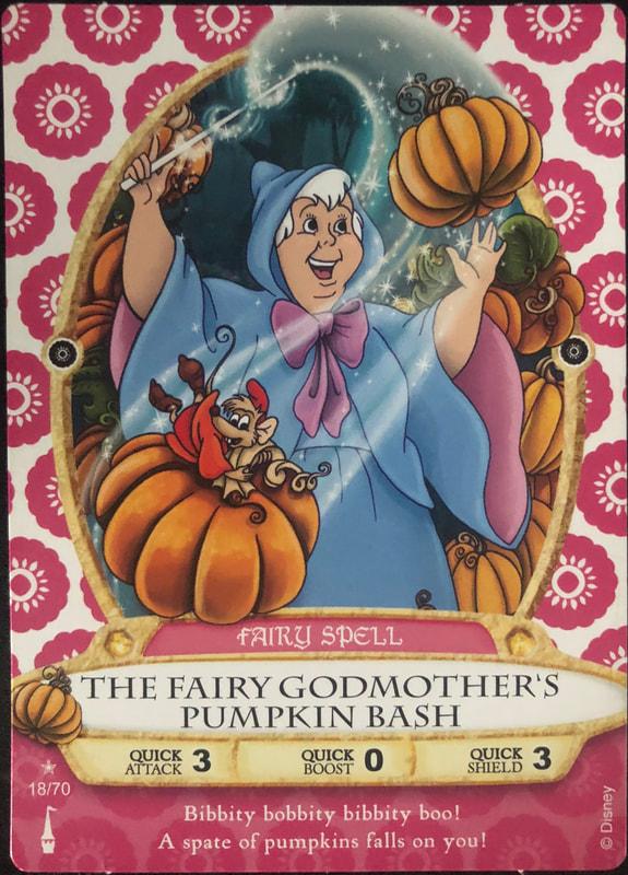 Fairy Godmother's Pumpkin Bash